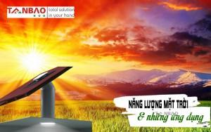 Năng lượng mặt trời và những ứng dụng trong cuộc sống