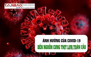 Ảnh hưởng của Covid-19 đến nguồn cung thịt lợn toàn cầu