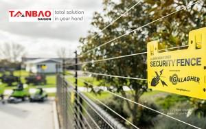 Lý do nên chọn hàng rào xung điện cho dự án của bạn