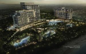 Tổng hợp những hình ảnh mới nhất của siêu dự án Casino Nam Hội An