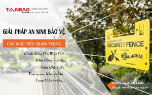 Giải pháp an ninh bảo vệ cánh đồng pin năng lượng Mặt Trời, Khu công nghiệp, Khu chế xuất, Trại giam