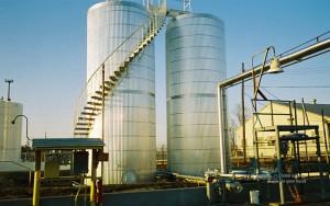 Giải pháp bảo vệ kho xăng dầu, hóa chất