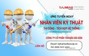 Tuyển dụng nhân viên kỹ thuật tại Hà Nội 2021