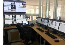 Lắp đặt hệ thống kiểm soát ra vào tại trường Quốc tế