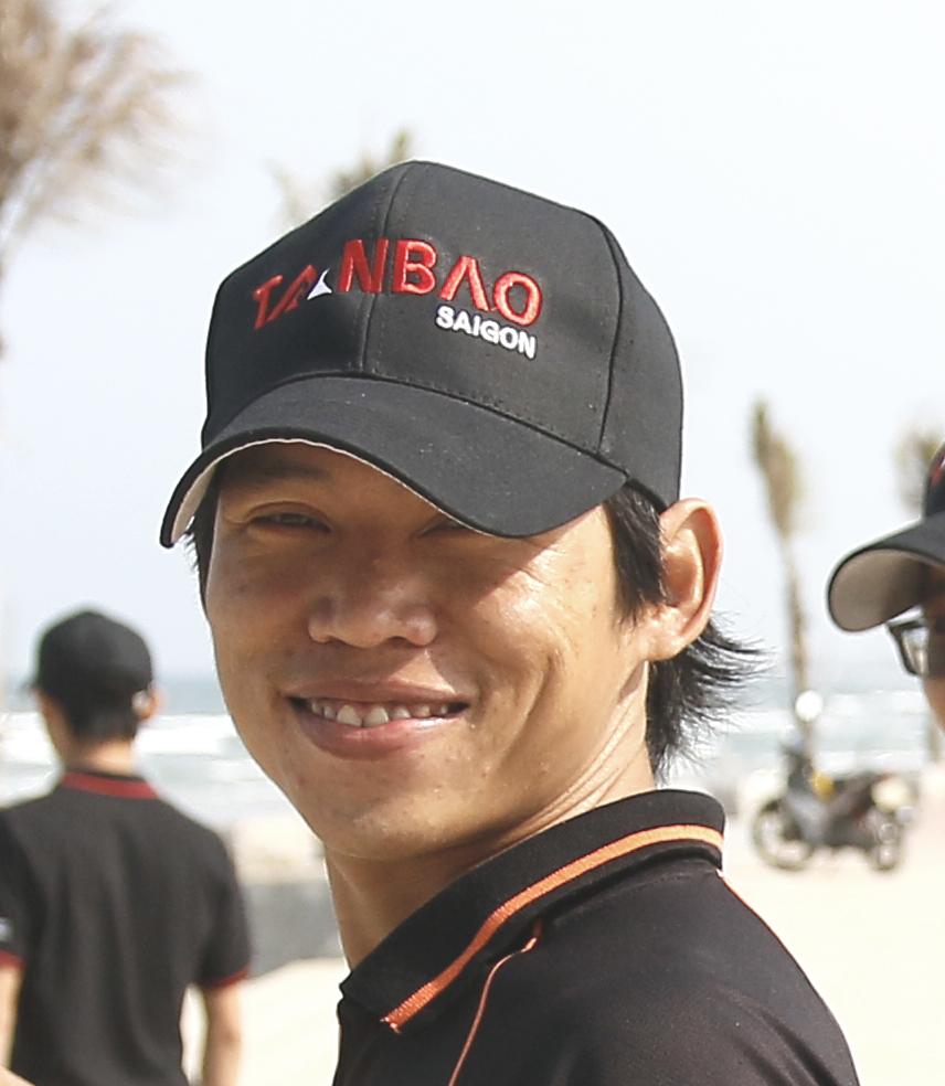NV Kinh Doanh  Tân Bảo Corp Sài Gòn